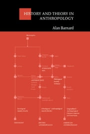 History and Theory in Anthropology ebook by Alan Barnard