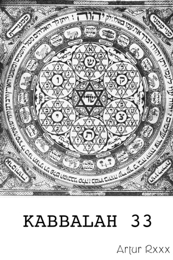 Kabbalah 33 - Preview ebook by Artur Rxxx
