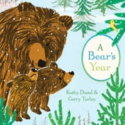 A Bear's Year ebook by Kathy Duval, Gerry Turley