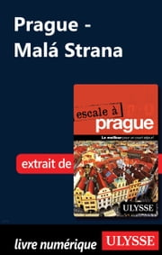 Prague - Malá Strana ebook by Jonathan Gaudet