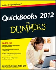 QuickBooks 2012 For Dummies ebook by Stephen L. Nelson
