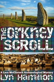 The Orkney Scroll ebook by Lyn Hamilton