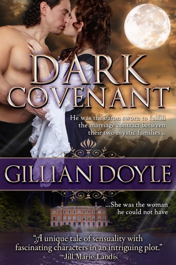 Dark Covenant ebook by Gillian Doyle