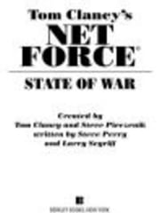 Tom Clancy's Net Force: State of War ebook by Tom Clancy, Steve Pieczenik, Steve Perry