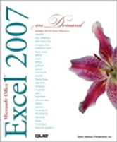Microsoft Office Excel 2007 On Demand ebook by Steve Johnson,Perspection Inc.