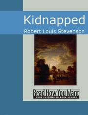 Kidnapped ebook by Stevenson,Robert Louis