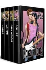 Indigo Knights - The Boxed Set ebook by Jet Mykles