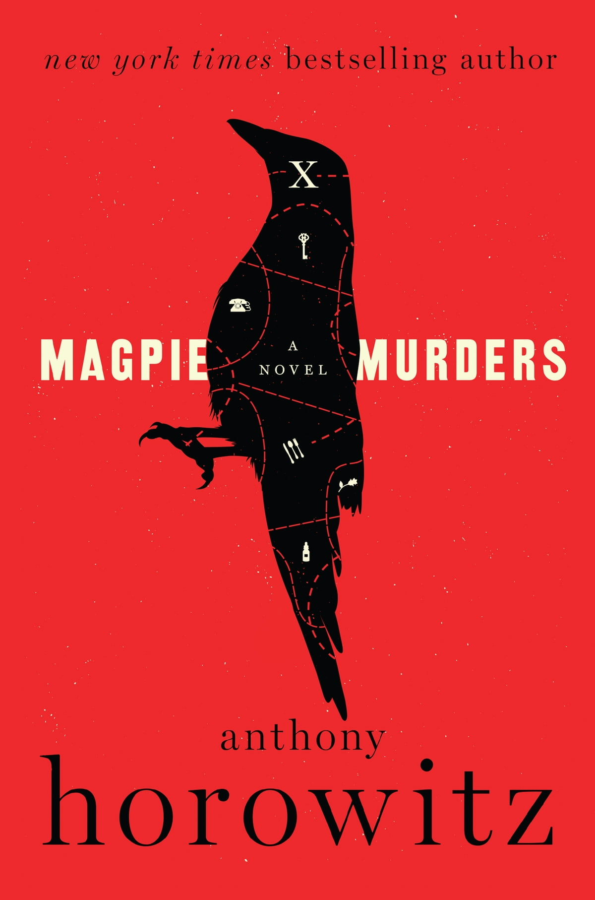 Magpie Murders  A Novel Ebook By Anthony Horowitz