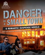 Danger in A Small Town - 6 Romantic Suspense Novels ebook by Winter Austin, Becky Flade, Susanne Matthews,...