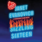 Sizzling Sixteen audiobook by Janet Evanovich
