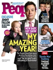 People Magazine - June 23, 2014 - Issue# 25 - TI Media Solutions Inc - People Magazine magazine