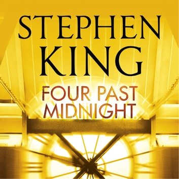 Four Past Midnight audiobook by Stephen King