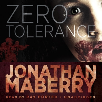 Zero Tolerance audiobook by Jonathan Maberry