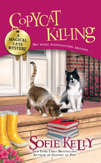 Copycat Killing ebook by Sofie Kelly
