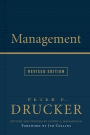 Management Rev Ed ebook by Peter F. Drucker