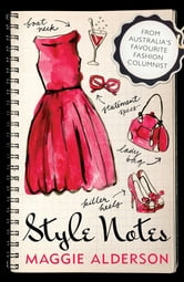 Style Notes ebook by Maggie Alderson