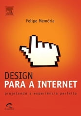 Design para a internet ebook by Felipe Memória