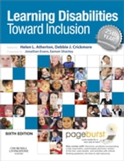 Learning Disabilities - Towards Inclusion ebook by Helen Atherton,Debbie Crickmore