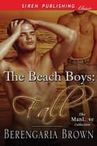 The Beach Boys: Fall ebook by