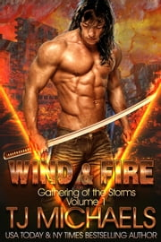 Wind and Fire - Gathering of the Storms, #1 ebook by T.J. Michaels
