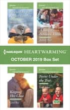 Harlequin Heartwarming October 2019 Box Set - A Clean Romance ebook by Melinda Curtis, Jeannie Watt, Carol Ross,...