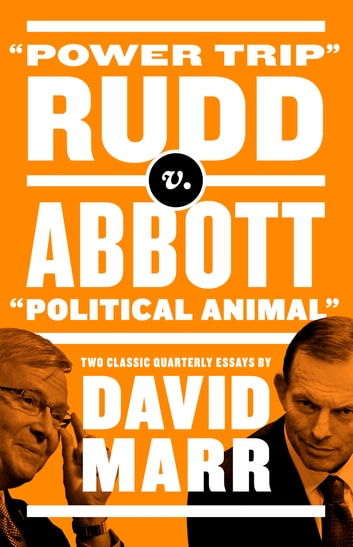 Rudd v. Abbott ebook by David Marr