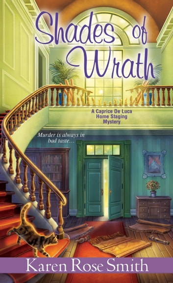 Shades of Wrath ebook by Karen Rose Smith