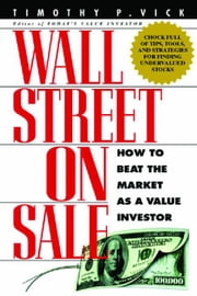 Wall Street On Sale ebook by Vick, Timothy