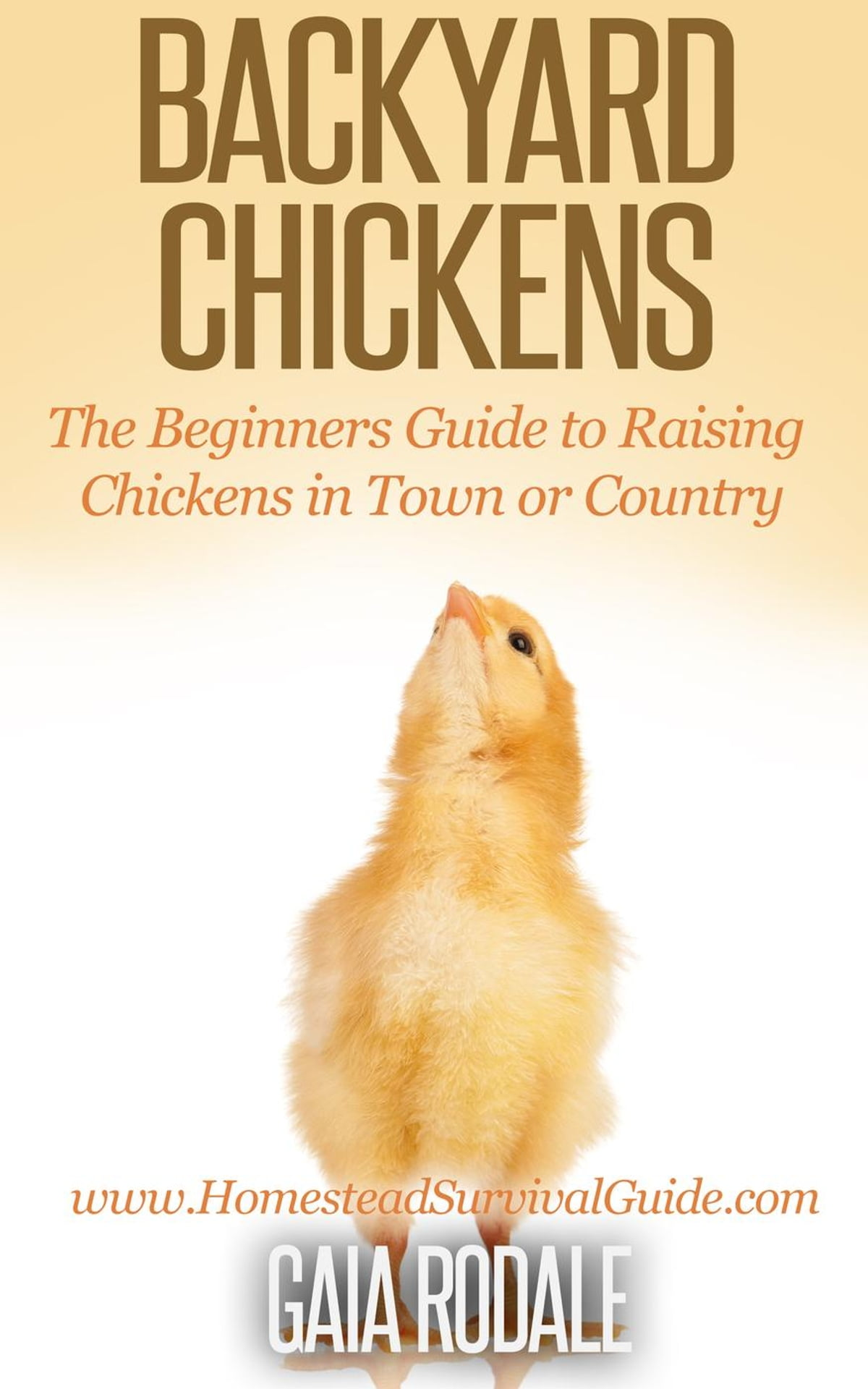 Backyard Chickens The Beginners Guide To Raising Chickens In Town
