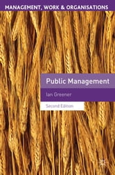 Public Management ebook by Prof Ian Greener