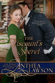 The Viscount's Secret - A Sweet Victorian Romance Novella ebook by Anthea Lawson