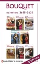 Bouquet e-bundel nummers 3625-3632 (8-in-1) ebook by Trish Morey, Kim Lawrence, Kate Hewitt,...