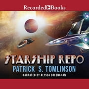 Starship Repo audiobook by Patrick S. Tomlinson