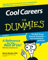 Cool Careers For Dummies ebook by Marty Nemko