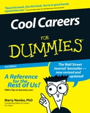 Cool Careers For Dummies ebook by Richard N. Bolles,Marty Nemko
