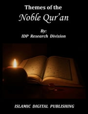 Themes of the Noble Qur'an ebook by Kobo.Web.Store.Products.Fields.ContributorFieldViewModel