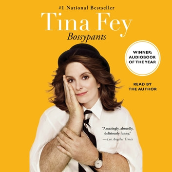 Bossypants audiobook by Tina Fey