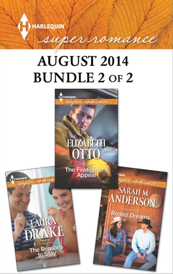 Harlequin Superromance August 2014 - Bundle 2 of 2 - An Anthology 電子書 by Laura Drake,Sarah M. Anderson,Elizabeth Otto