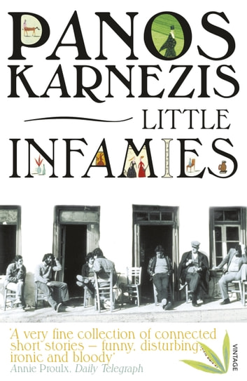Little Infamies ebook by Panos Karnezis
