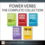 Power Verbs - The Complete Collection ebook by Michael Lawrence Faulkner,Michelle Faulkner-Lunsford