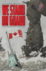 We stand on Guard ebook by Brian K. Vaughan,Jacqueline Stumpf,Steve Skroce