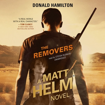 The Removers audiobook by Donald Hamilton,Claire Bloom