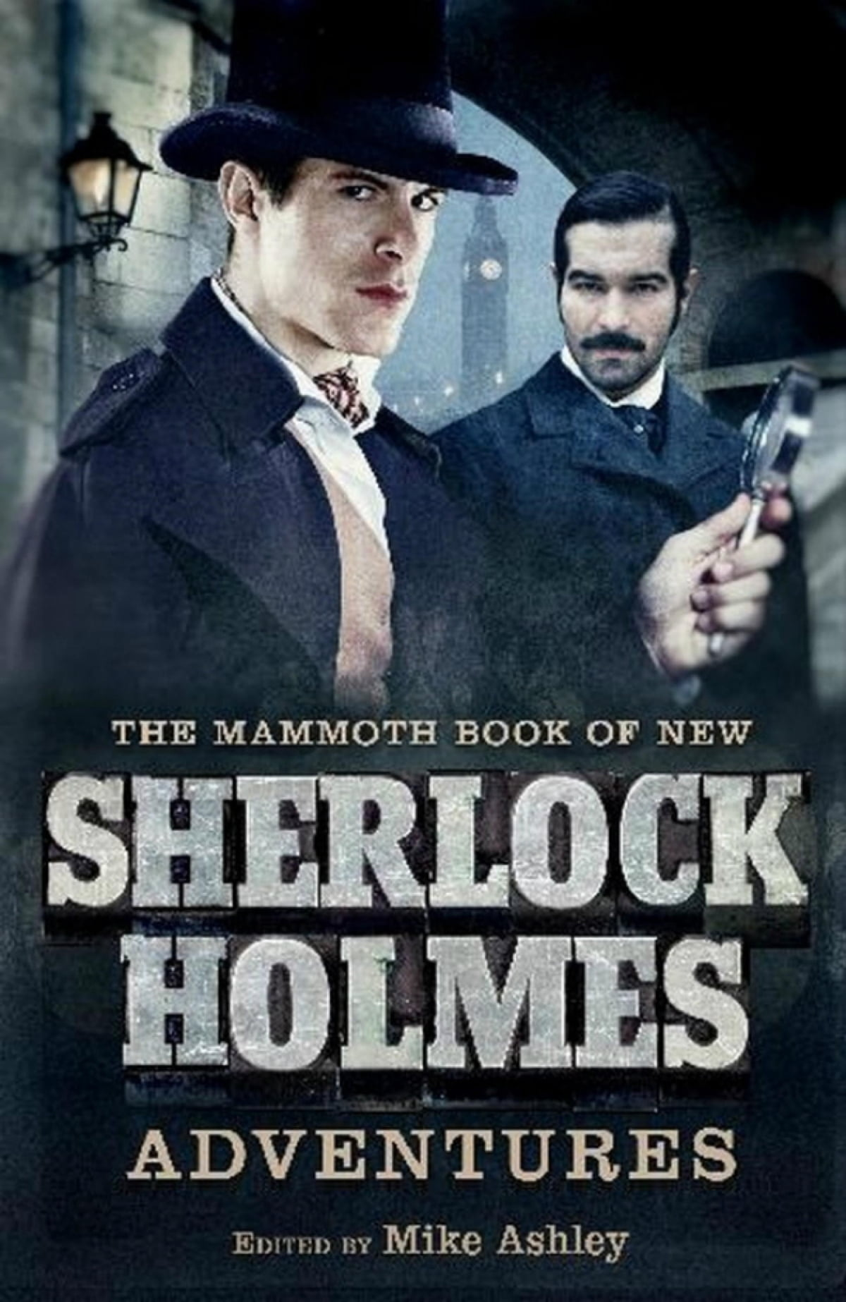 The Mammoth Book of New Sherlock Holmes Adventures ebook by Mike Ashley -  Rakuten Kobo