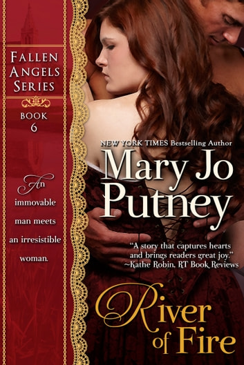 River of Fire ebook by Mary Jo Putney