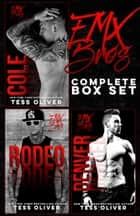 FMX Bros - Complete Series eBook by Tess Oliver