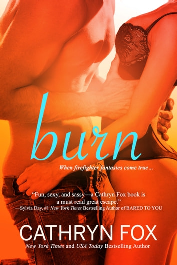 Burn ebook by Cathryn Fox
