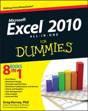 Excel 2010 All-in-One For Dummies ebook by Greg Harvey