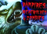 Vampires, Werewolves and Zombies ebook by Lisa Regan