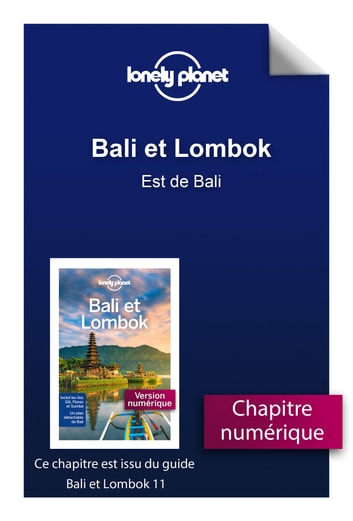 Bali et Lombok - Est de Bali ebook by LONELY PLANET FR