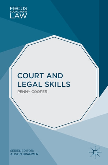 Court and Legal Skills ebook by Penny Cooper